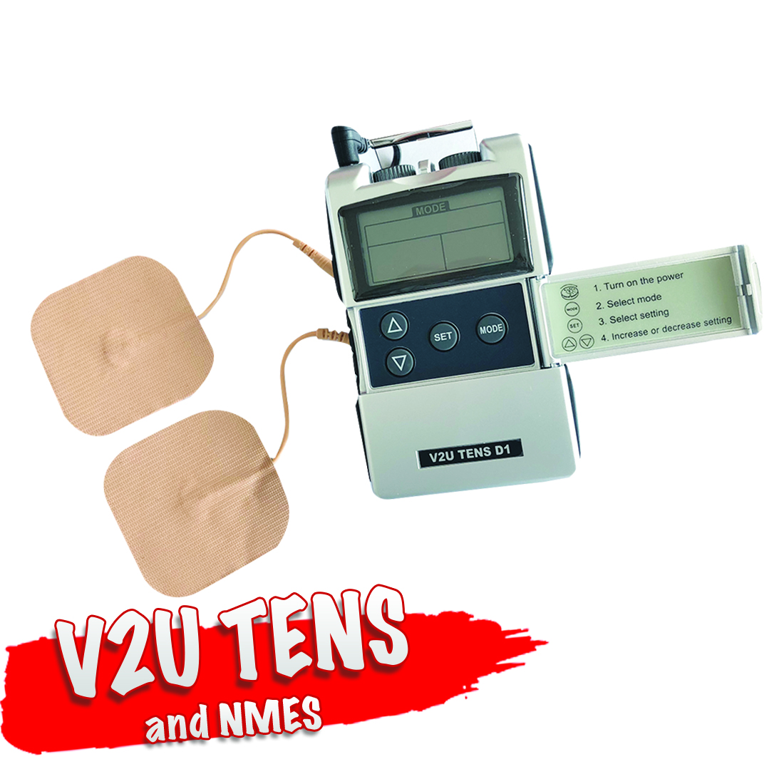 V2U Tens - Fitness Equipment